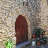 Portell: casa  Ramon Sunyer