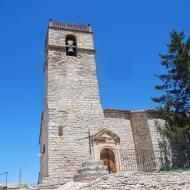 Portell: Església de sant Jaume  Ramon Sunyer