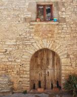 Viver de Segarra: casa  Ramon Sunyer