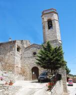 Viver de Segarra: Església de Santa Maria  Ramon Sunyer