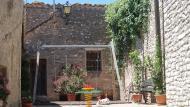 Viver de Segarra: plaça  Ramon Sunyer