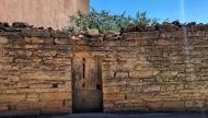 Viver de Segarra: porta  Ramon Sunyer