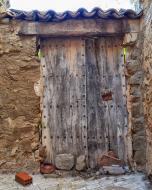 Palouet: porta  Ramon Sunyer