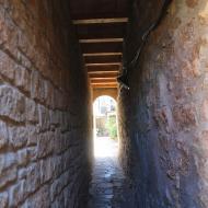 Florejacs: pas cobert  Ramon Sunyer