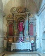 Sant Ramon: santuari  Ramon Sunyer