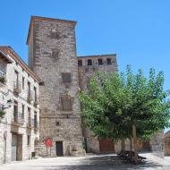 Les Oluges: Castell Oluja Baixa  Ramon Sunyer