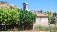 Les Oluges: Capella Santa Engràcia  Ramon Sunyer