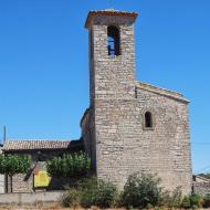 Santa Fe: Església de Sant Pere  Ramon Sunyer