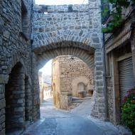 Guimerà: portal de Verdú  Ramon Sunyer
