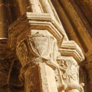 Guimerà: església de Santa Maria  Ramon Sunyer