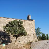 Guissona: Ermita Sant Macari  Ramon Sunyer