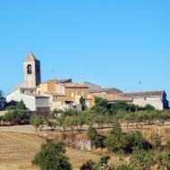 L'Ametlla de Segarra: església  Ramon Sunyer