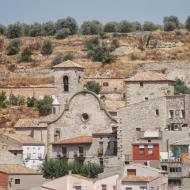 Les Oluges: església  Ramon Sunyer