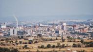Cervera: vista des de granyena  Ramon Sunyer