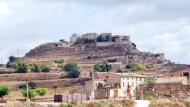 Forès: vista des del pla de la Bassa  Ramon Sunyer