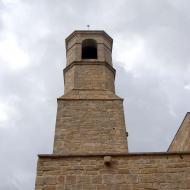 Forès: Església de Sant Miquel   Ramon Sunyer
