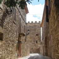 La Pobla de Ferran: l'únic carrer  Ramon Sunyer
