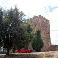 La Pobla de Ferran: torre del castell  Ramon Sunyer