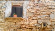 El Mas de Bondia: detall casa  Ramon Sunyer