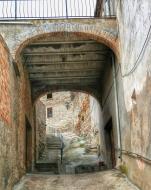 La Prenyanosa: portal  Ramon Sunyer