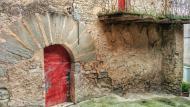 La Prenyanosa: detall casa  Ramon Sunyer