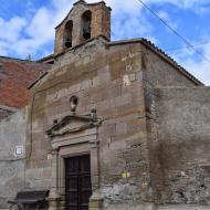 Vergós: Església Sant Salvador   Ramon Sunyer