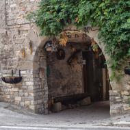 Vergós: portal  Ramon Sunyer
