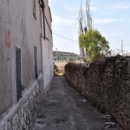 Vergós: carrer  Ramon Sunyer
