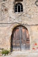 Vergós: detall casa  Ramon Sunyer