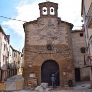 Cervera: Església de sant Cristòfol  Ramon Sunyer