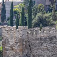 Cervera: muralles  Ramon Sunyer