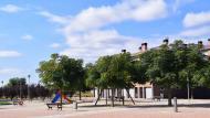 Cervera: Plaça de la Farinera  Ramon Sunyer