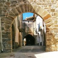 Torrefeta: portal est  Ramon Sunyer