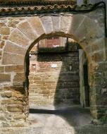 Torrefeta: portal sud  Ramon Sunyer