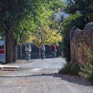 Torà: passejant  Ramon Sunyer
