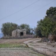 Tarroja de Segarra: cabana  Ramon Sunyer