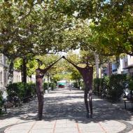 Cervera: monument a la sardana  Ramon Sunyer