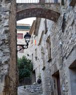 Vallfogona de Riucorb: Cal Sastre  Ramon Sunyer