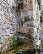 Vallfogona de Riucorb: Font Vella  Ramon Sunyer