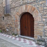 Vallfogona de Riucorb: Cal Guim  Ramon Sunyer