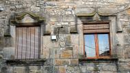Vallfogona de Riucorb: finestres  Ramon Sunyer