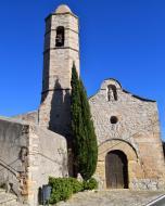 La Cirera: Església de Santa Maria gòtic  Ramon Sunyer