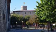Santa Coloma de Queralt: castell  Ramon Sunyer