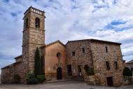 El Canós: església de sant Jaume  Ramon Sunyer