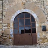 Montfalcó el Gros: portalada  Ramon Sunyer