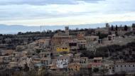 Gospí: Vista del poble  Ramon Sunyer