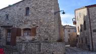Conill: plaça Castell  Ramon Sunyer