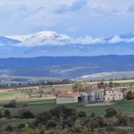 Pujalt: El Pedraforca  Ramon Sunyer