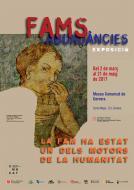cartell Exposició 'Fam i Abundàncies'