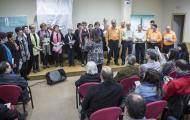Sant Ramon: Actuació de la Coral de Sant Ramon  Xavier Santesmasses